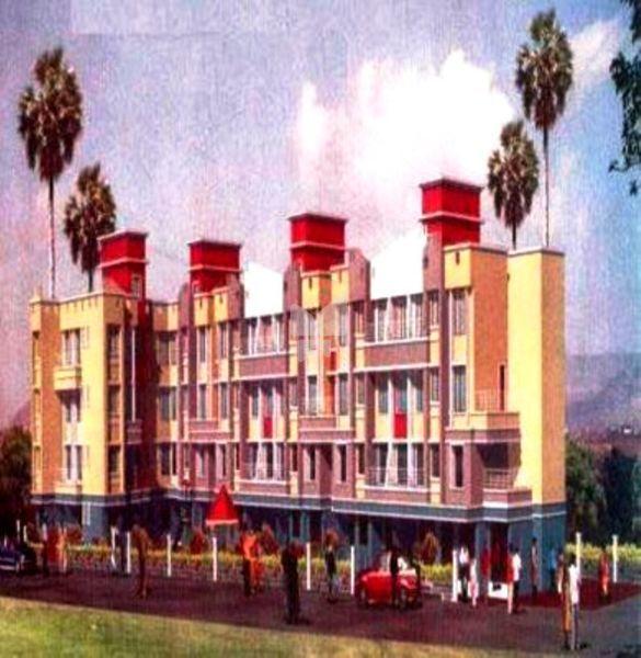 Panchala Shree Krishna Complex - Elevation Photo