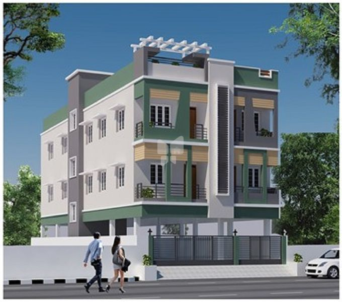 Anjaneyaa Maruthi - Elevation Photo