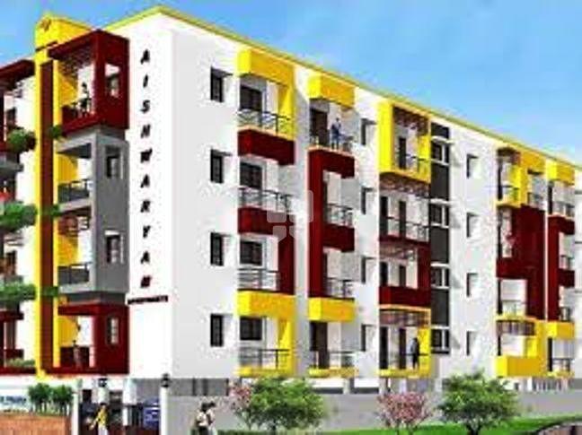 Bakya Aishwaryam Apartment - Elevation Photo