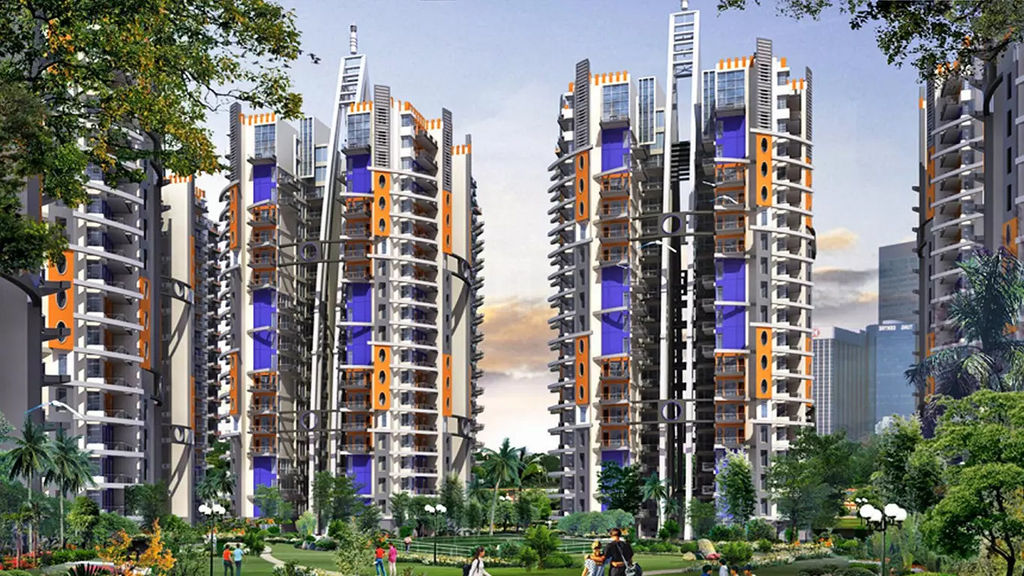 Antriksh Heights - Project Images
