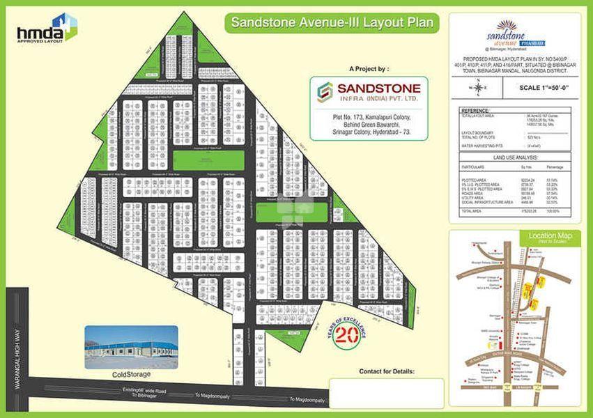 SandStone Avenue - Master Plans