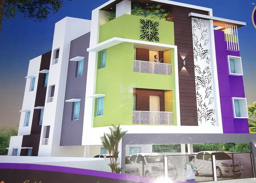 SS SriSai Flats - Elevation Photo