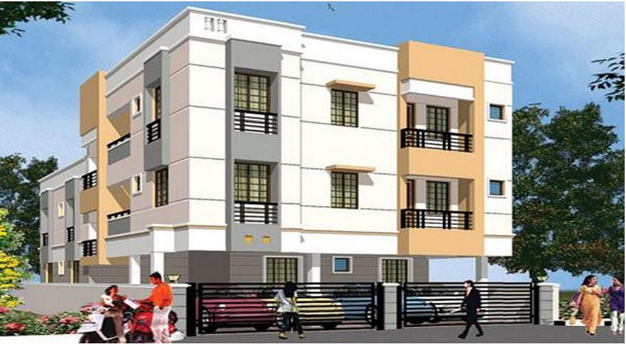 Jei Ram Sargunam Enclave - Project Images