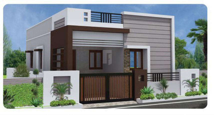 Trichy House Front Elevation : Navaneetha s kumaran garden in samayapuram trichy