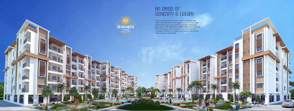 MBMR Sri Anjaneya Township - Project Images