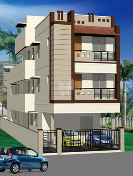 Geejay Sree Arul Flats - Project Images
