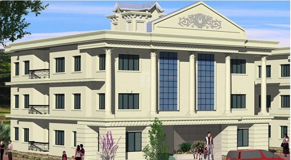 DK Sai Plush Apartments - Project Images
