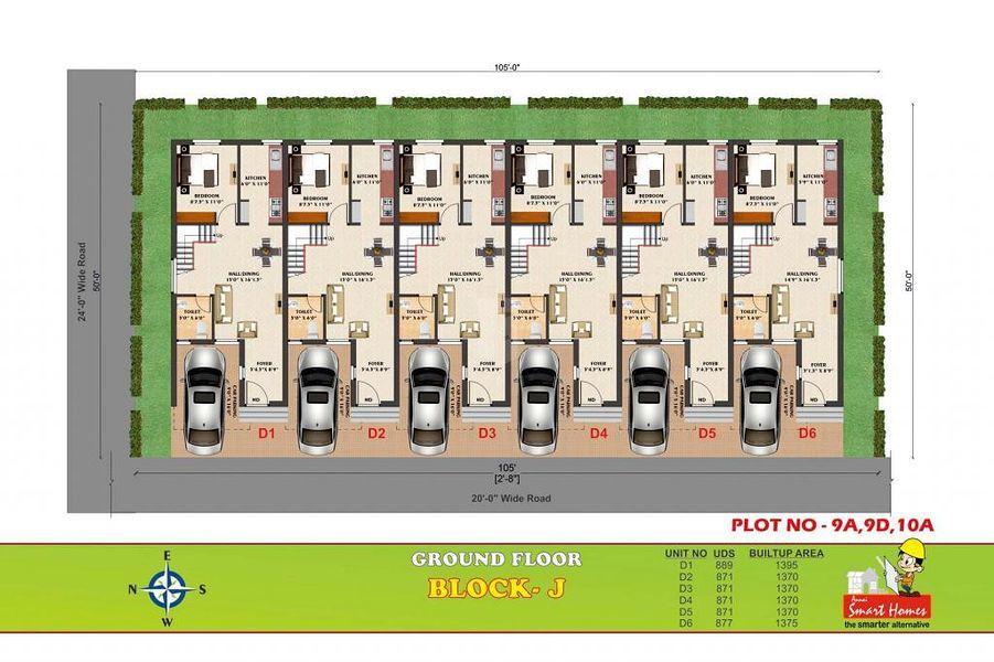 Top Of Bottom Floor Elevation Certificate : Annai aaditya in tambaram west chennai price floor