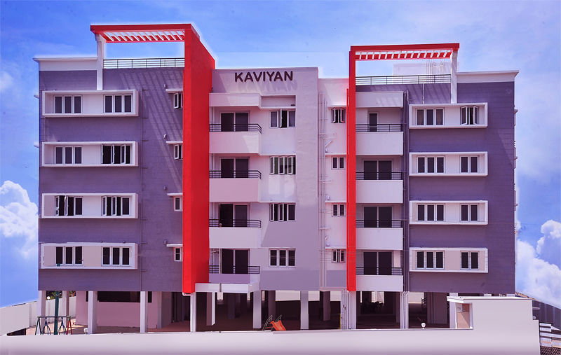 Kaviyan Apartment - Project Images