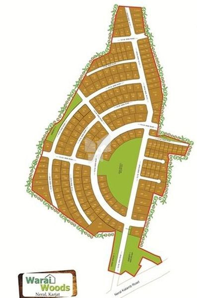 Eiffel Warai Woods - Master Plans