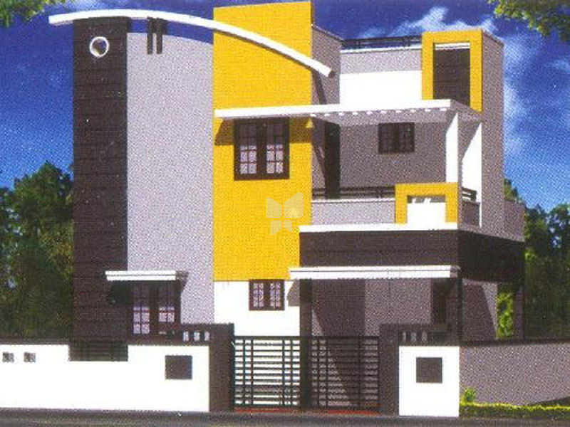 Vanavil Sri Iswarya Nagar - Elevation Photo