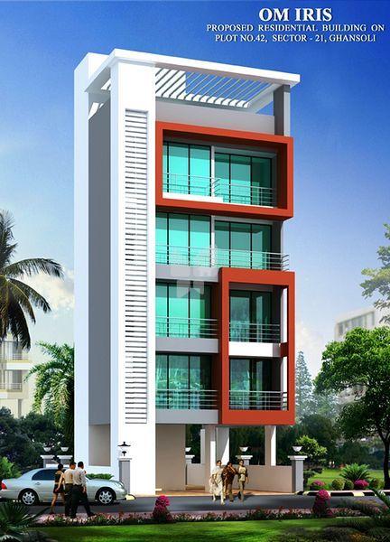 Hemrajani Om Iris - Elevation Photo