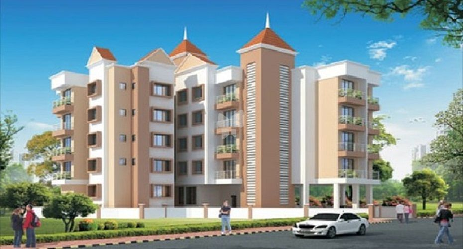 Shree Sai Dutta Apartment - Elevation Photo