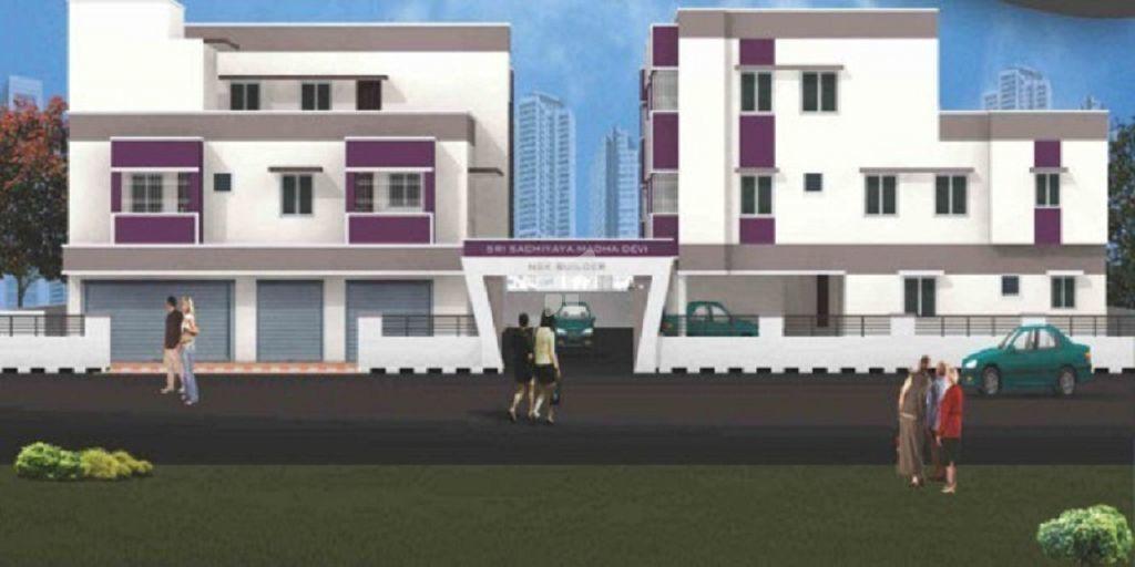 NSK Sri Sachiyaya Madha Devi Complex - Project Images