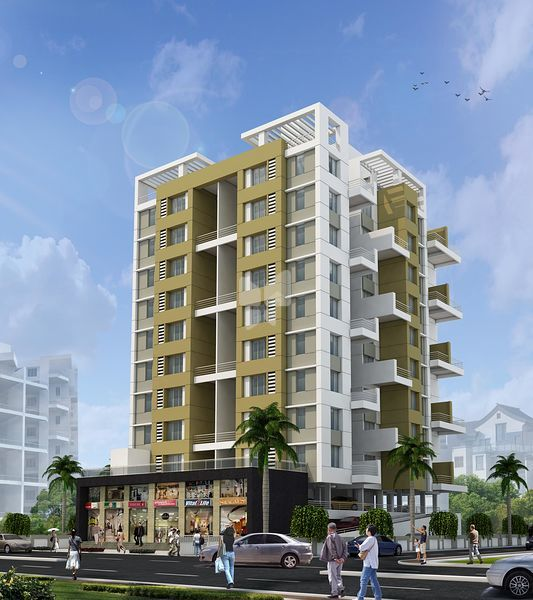 Balkrishna Indu Heights - Project Images
