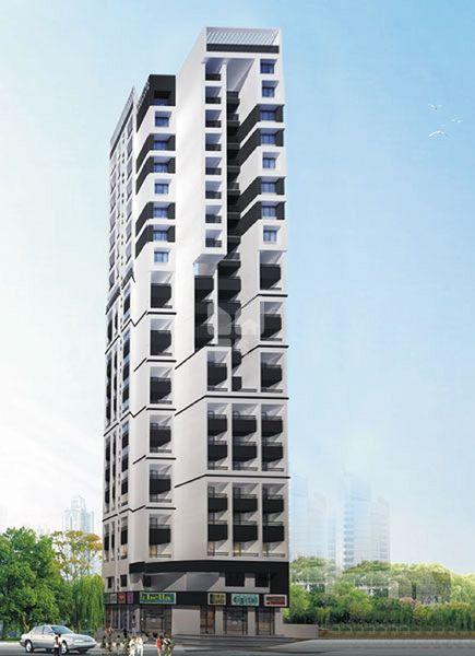 Aaditya Enclave - Elevation Photo