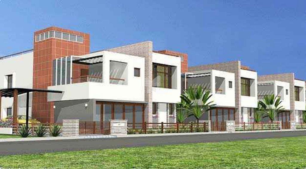 Sneha Domus Villas - Elevation Photo
