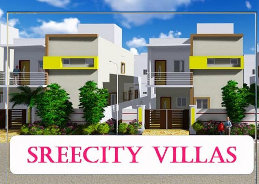 Sri Sai Sree City Villas - Project Images