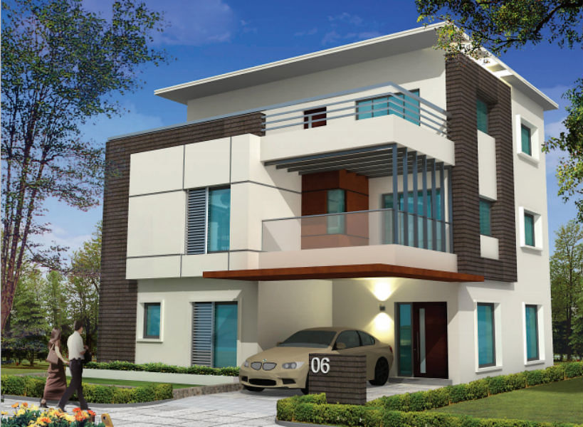 Top Of Bottom Floor Elevation Certificate : Relcon marvel in trimulgherry hyderabad roofandfloor