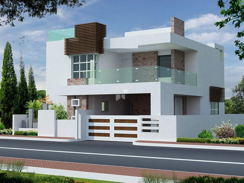 Home designers elevation design indian home design for House naksha image