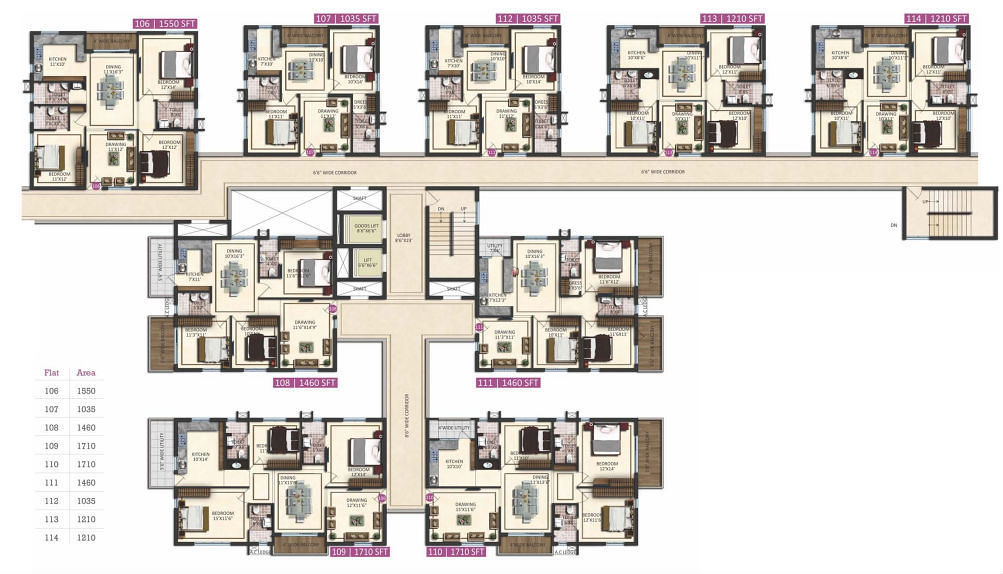 Apartments For Sale In Madhapur Hyderabad