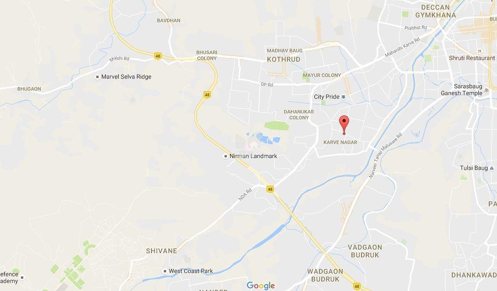 Calyx Sahawas - Location Maps