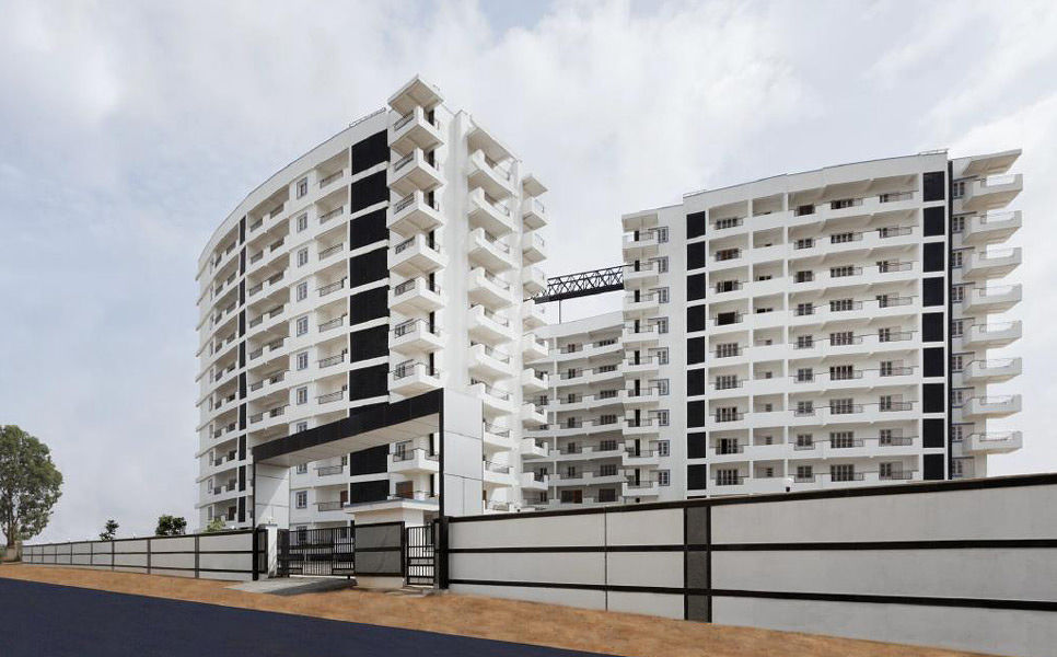 Mantri Global Heights - Project Images