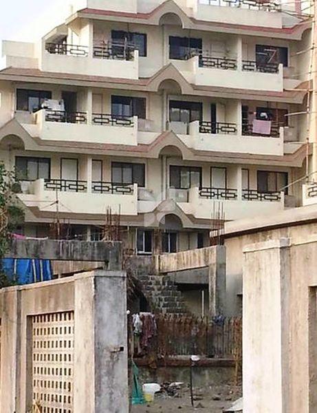 Meghdoot Apartment Vashi - Elevation Photo