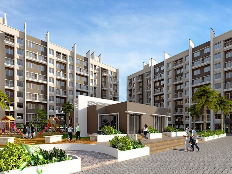 Maple Aapla Ghar Moshi Annexe - Project Images