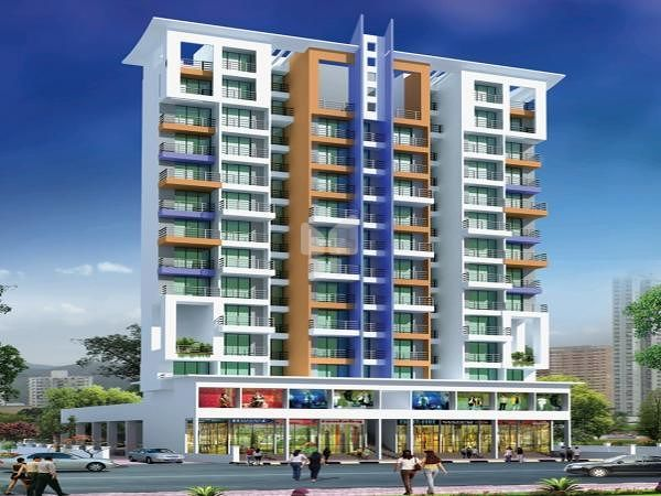 Devkrupa Dev Ashirwad - Elevation Photo