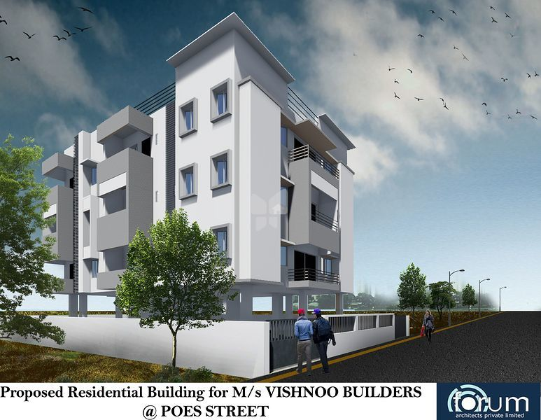 Vishnoo Poes Road - Project Images