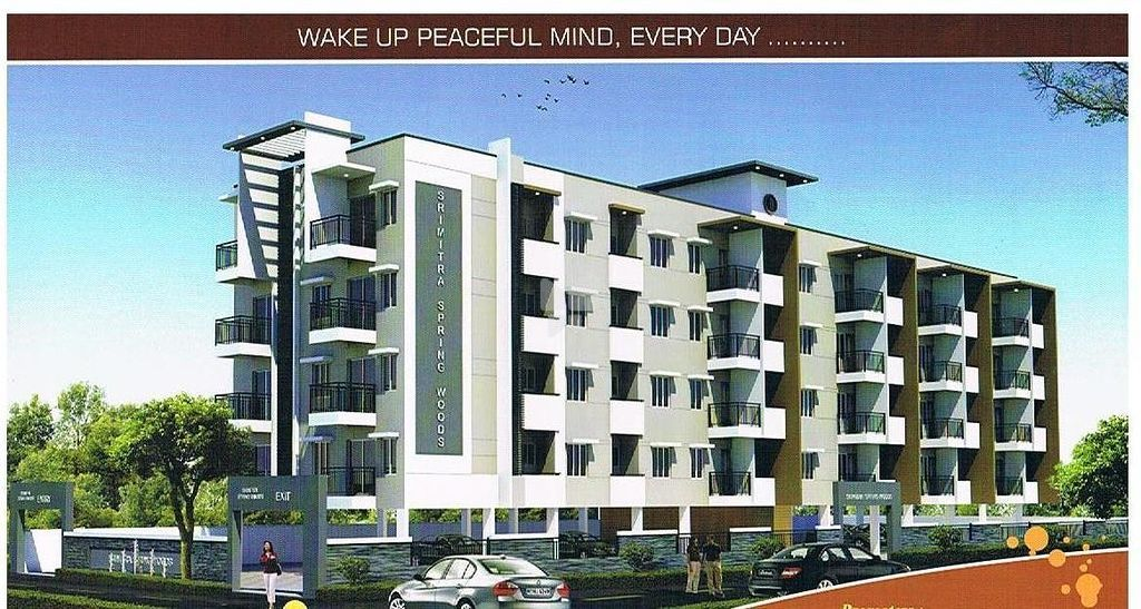 Sri Mitra Spring Woods - Project Images