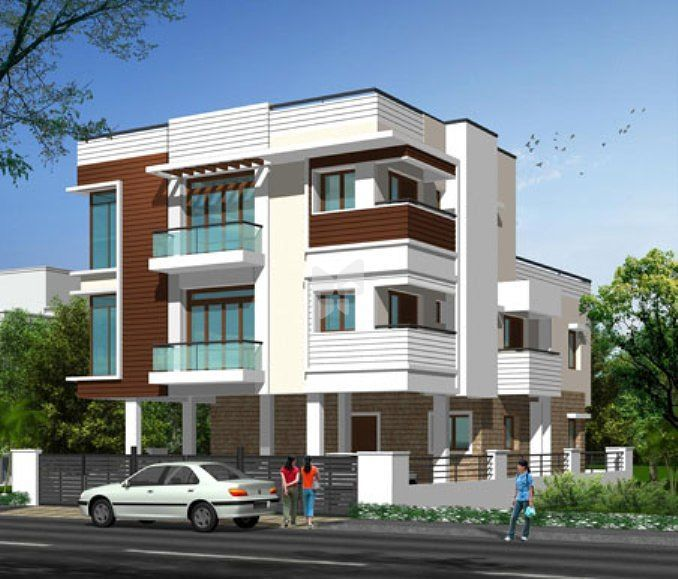 Ankur Radha Krishna - Elevation Photo