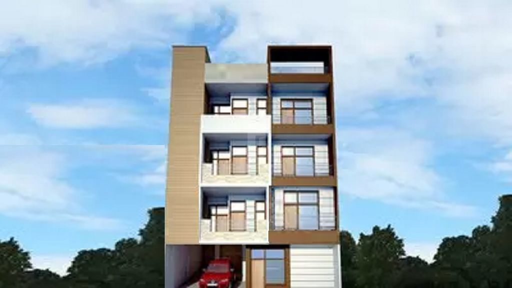 Krishna Aprameya Apartment - 928 - Project Images