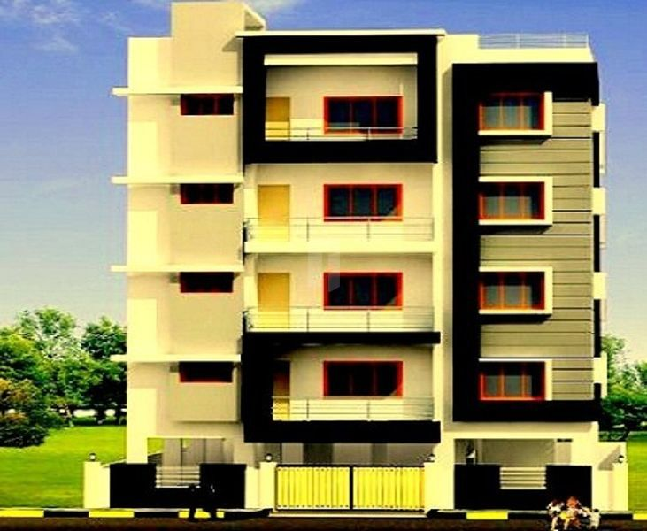 Swasthik Sai Homes - Elevation Photo