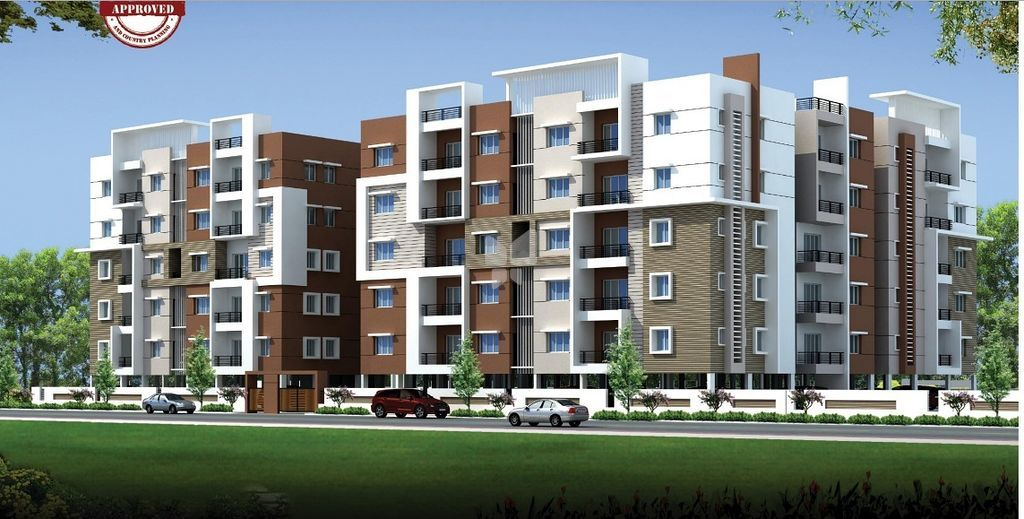 Maitri Neotech NVSY Enclave - Elevation Photo