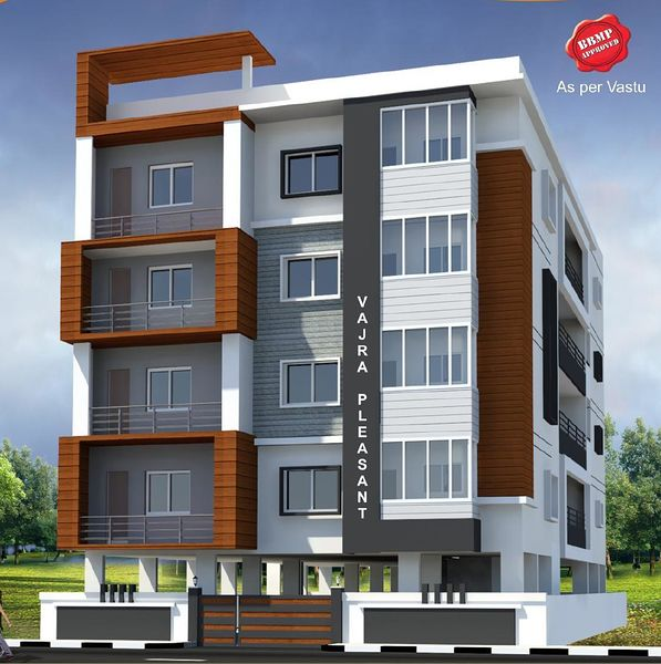 3 floor house elevation designs andhra meze blog for Home designs bangalore