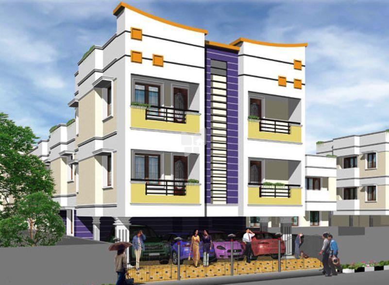 Shri Lakshminarayana Flats - Project Images
