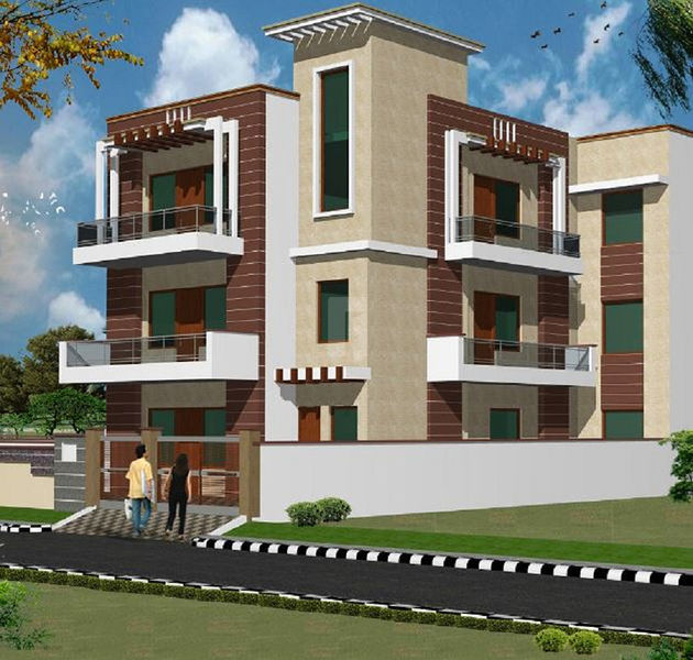 Shubhbhoomi Apartments - Project Images