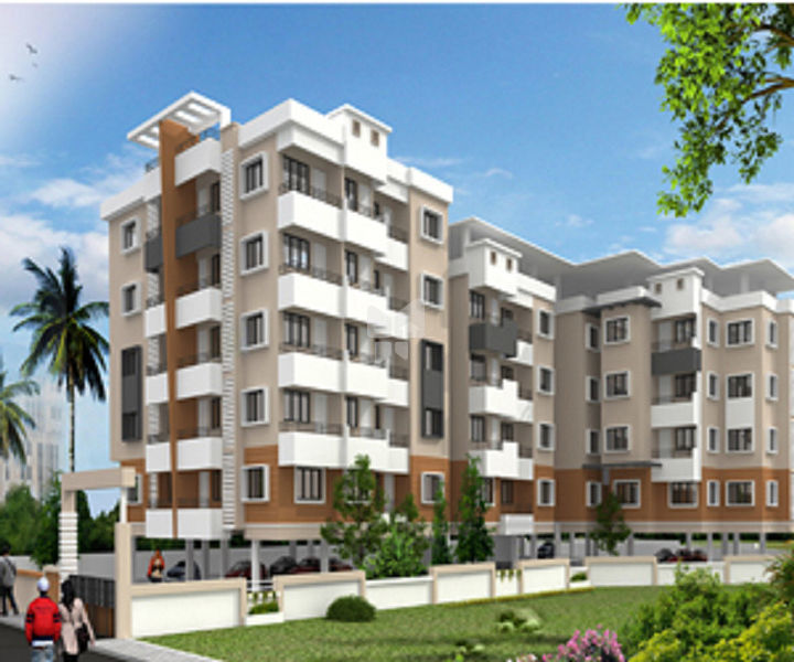Manasa Residency - Project Images