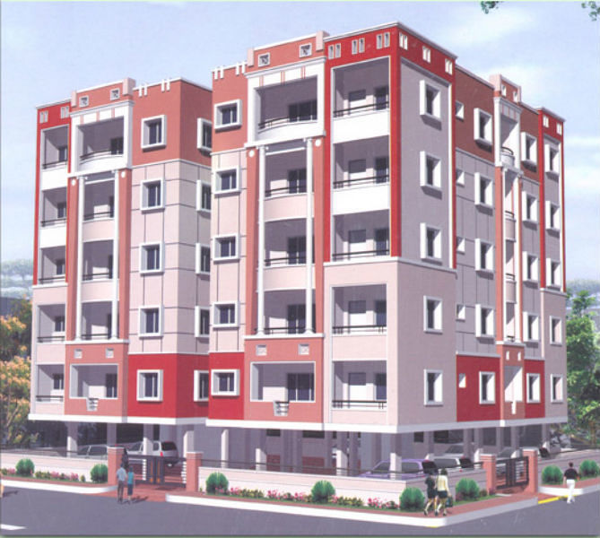 SSVS Mamanram Residency - Elevation Photo