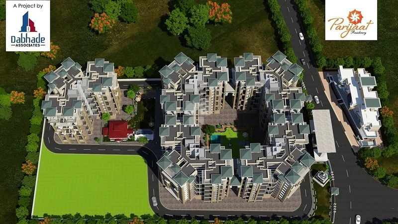 Dabhade Parijaat Residency - Project Images
