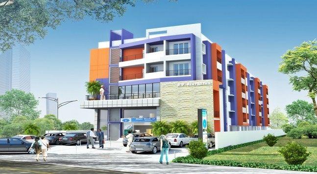 A.P. Ashvantha  Block 1  - Project Images