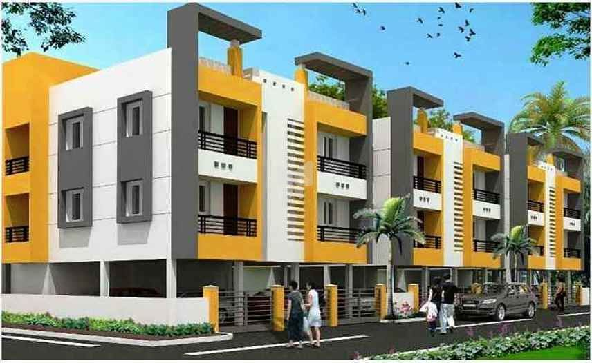 Global Ramachandra Enclave - Elevation Photo