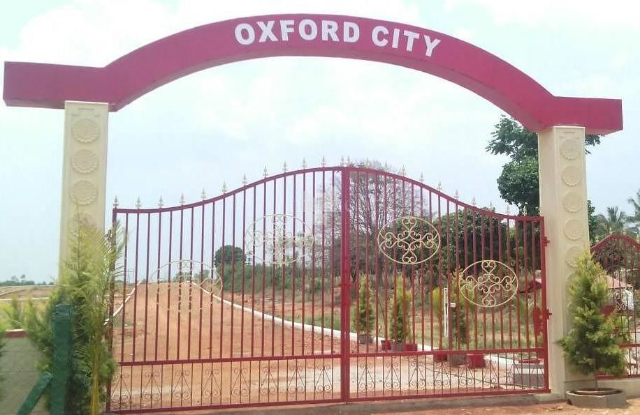 Boopathy Oxford City - Project Images