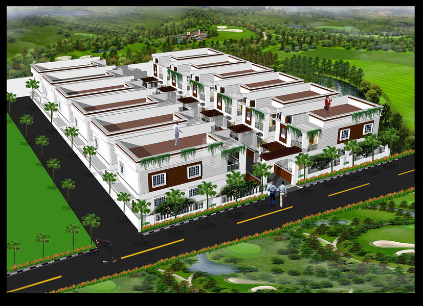 Haashini Homes - Elevation Photo