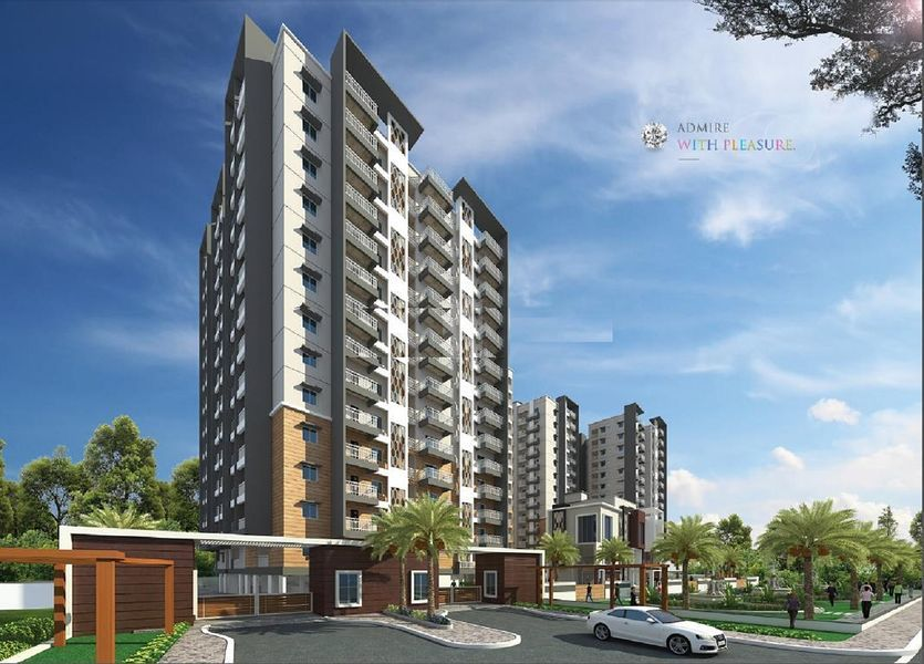 Sri Sai Jewel Heights - Project Images