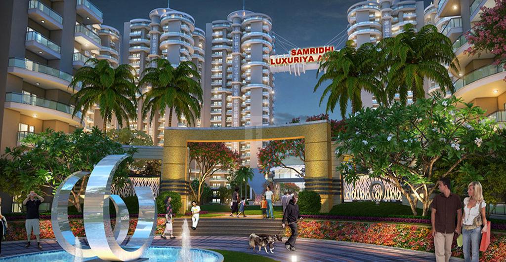 Samridhi Luxuriya Avenue - Project Images