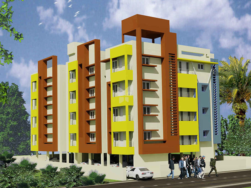 Abhinitha Sri Krishna Vikas - Elevation Photo