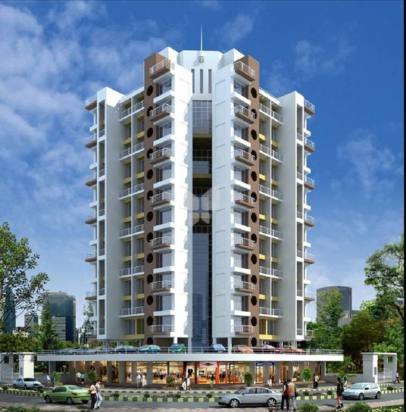 Om Sai Heights Apartment - Project Images